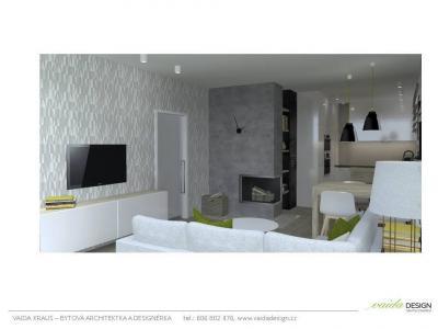 Návrh obývacího pokoje program